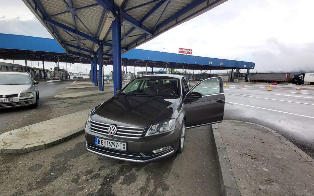 Taxi od Beograda do Preševa