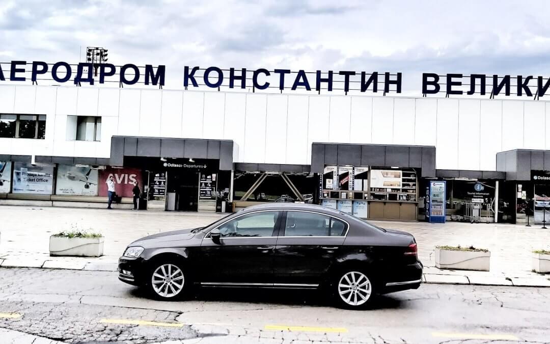 Taxi Beograd – Niš